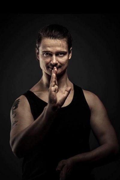 Petr Ševčík- jogín, lektor